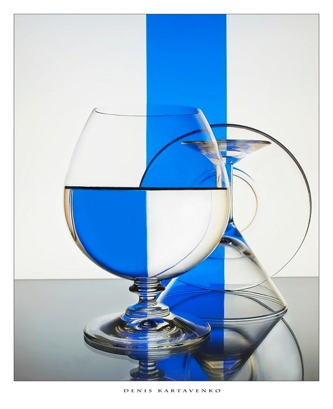 натюрморт, стекло, Denis Kartavenko