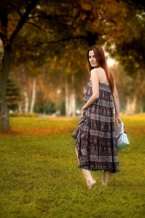 даша, портрет, девушка, природа, поле, BezOdezhdi