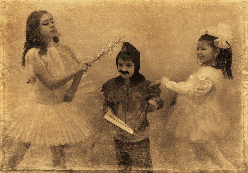 сказка, мечты, феи, волшебство, волшебная палочка, Olga Panteleeva