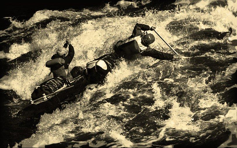 карелия, река, кат, Vlad Shanalin