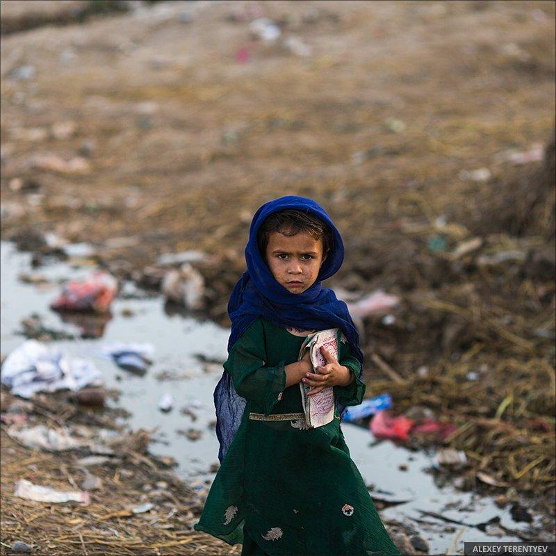 девочка, Пакистан, беженцы, Исламабад , Алексей Терентьев