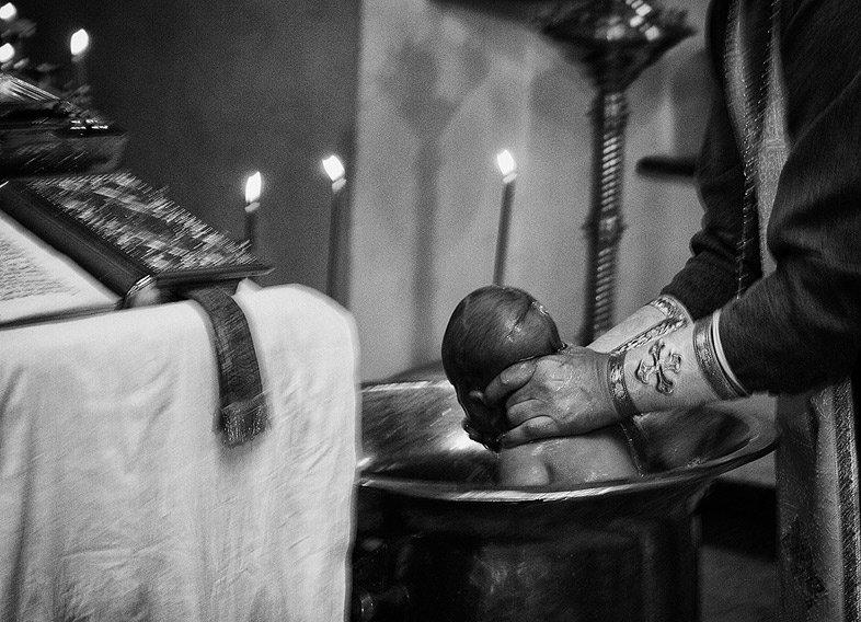 крещение, Toska