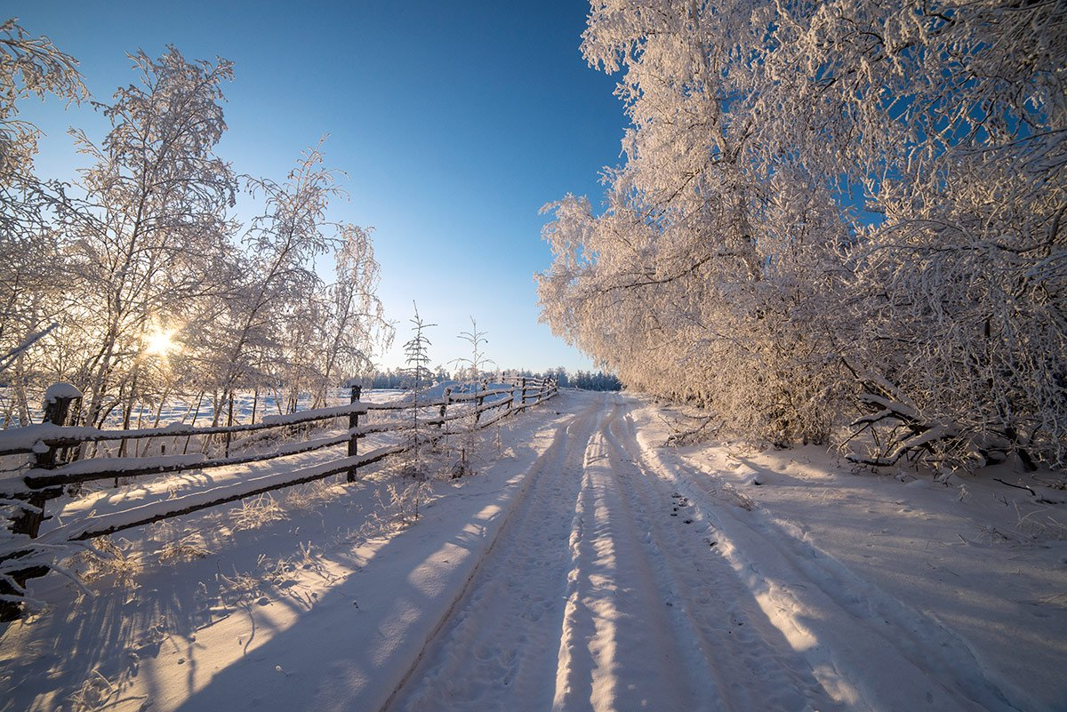 Якутия зима, alexdersu