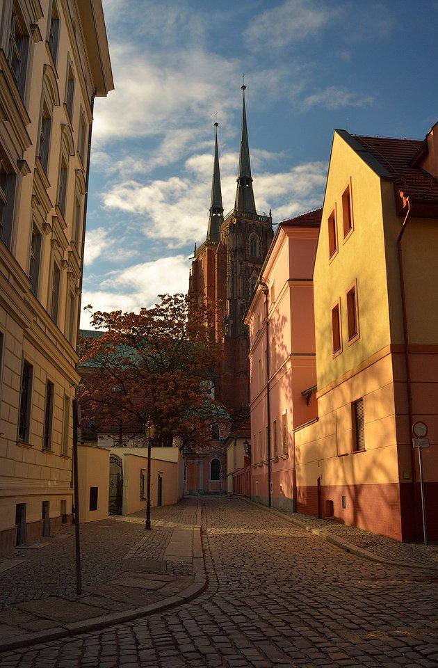 Wroclaw, Вроцлав, Польша, sshestov
