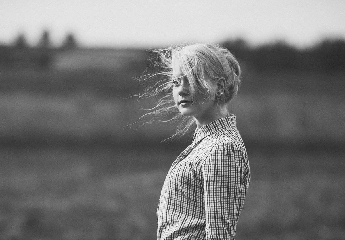 Портрет, Портрет девушки, Фотограф татьяна кошутина, Черное-белая фотография, Татьяна Кошутина
