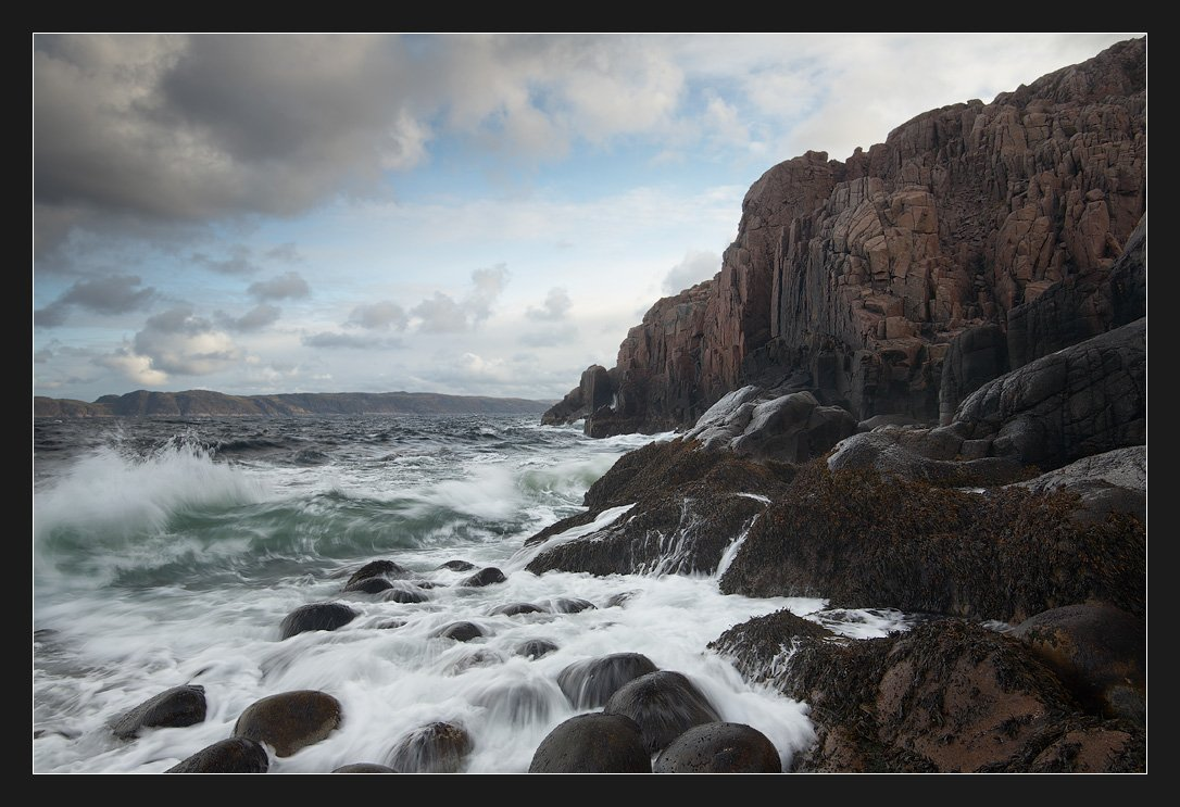 баренцево море, териберка, Alexander Fetisov