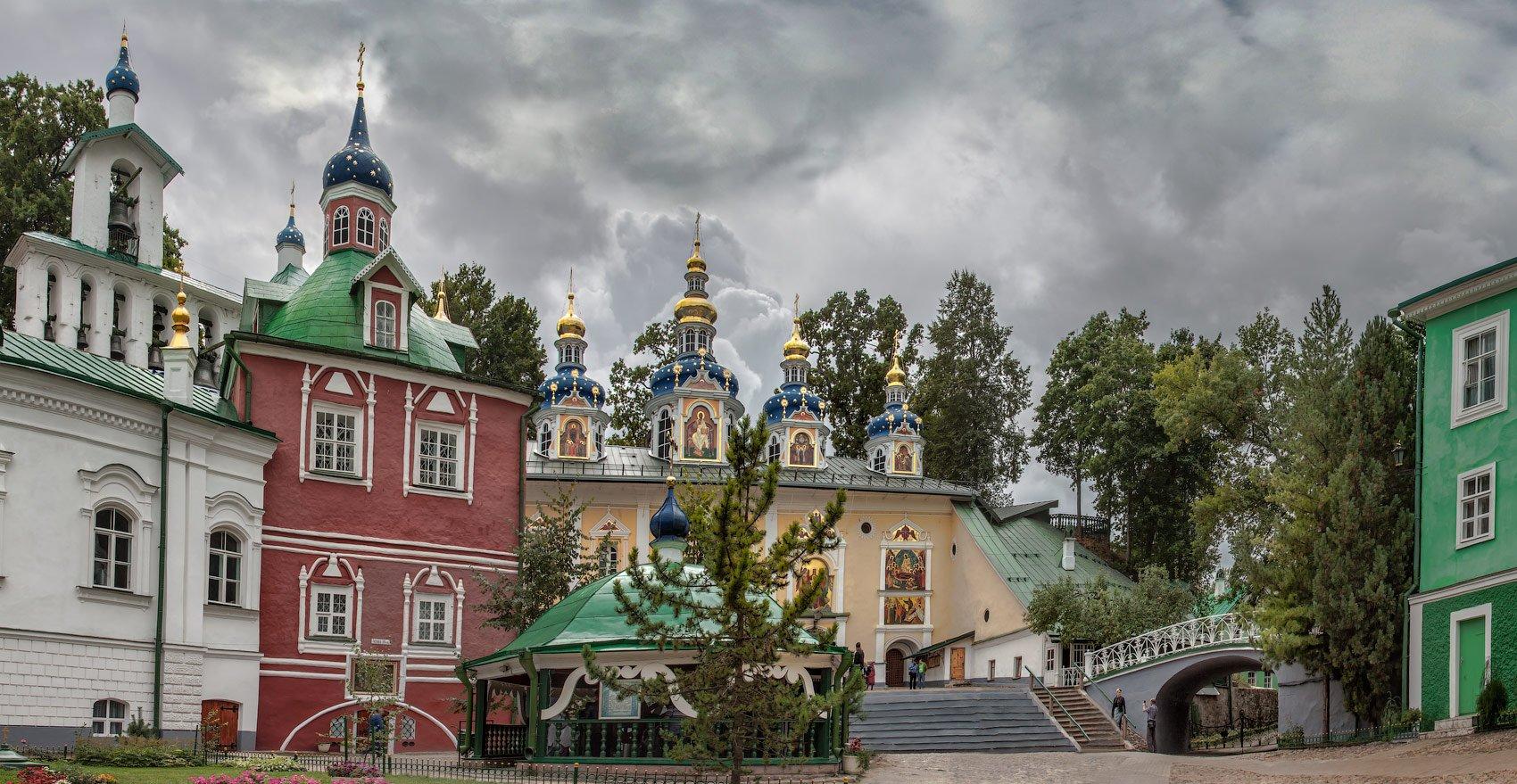 Печоры, Псковская область, Август, 2015 г. , Андрей Леонидович