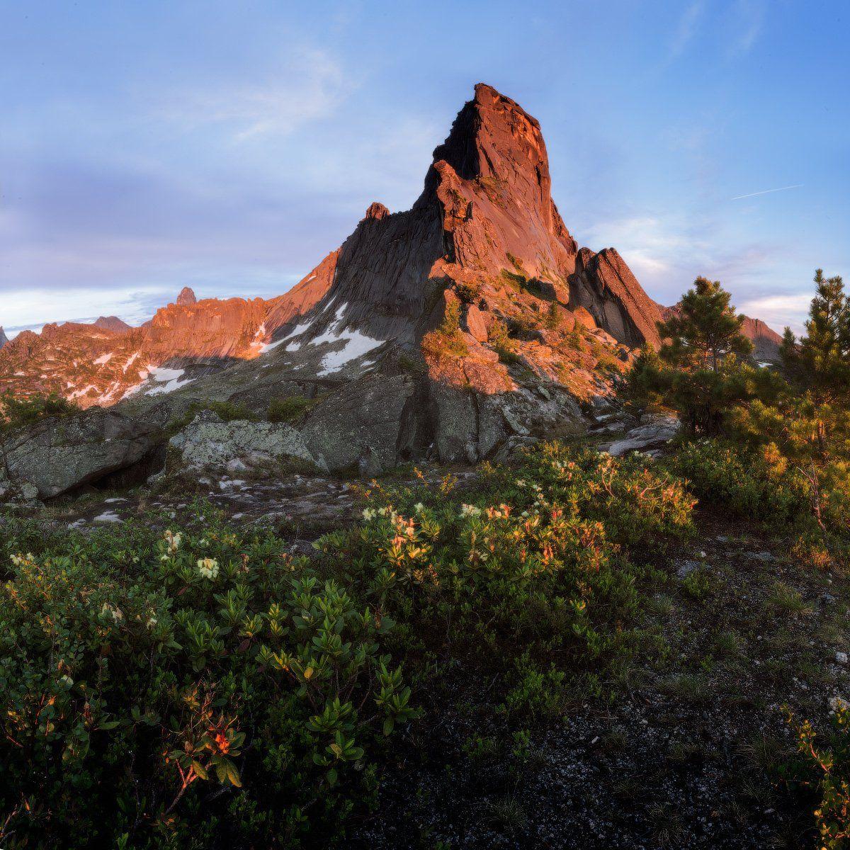Национальный парк Ергаки, Рафаэль Гатиятуллин