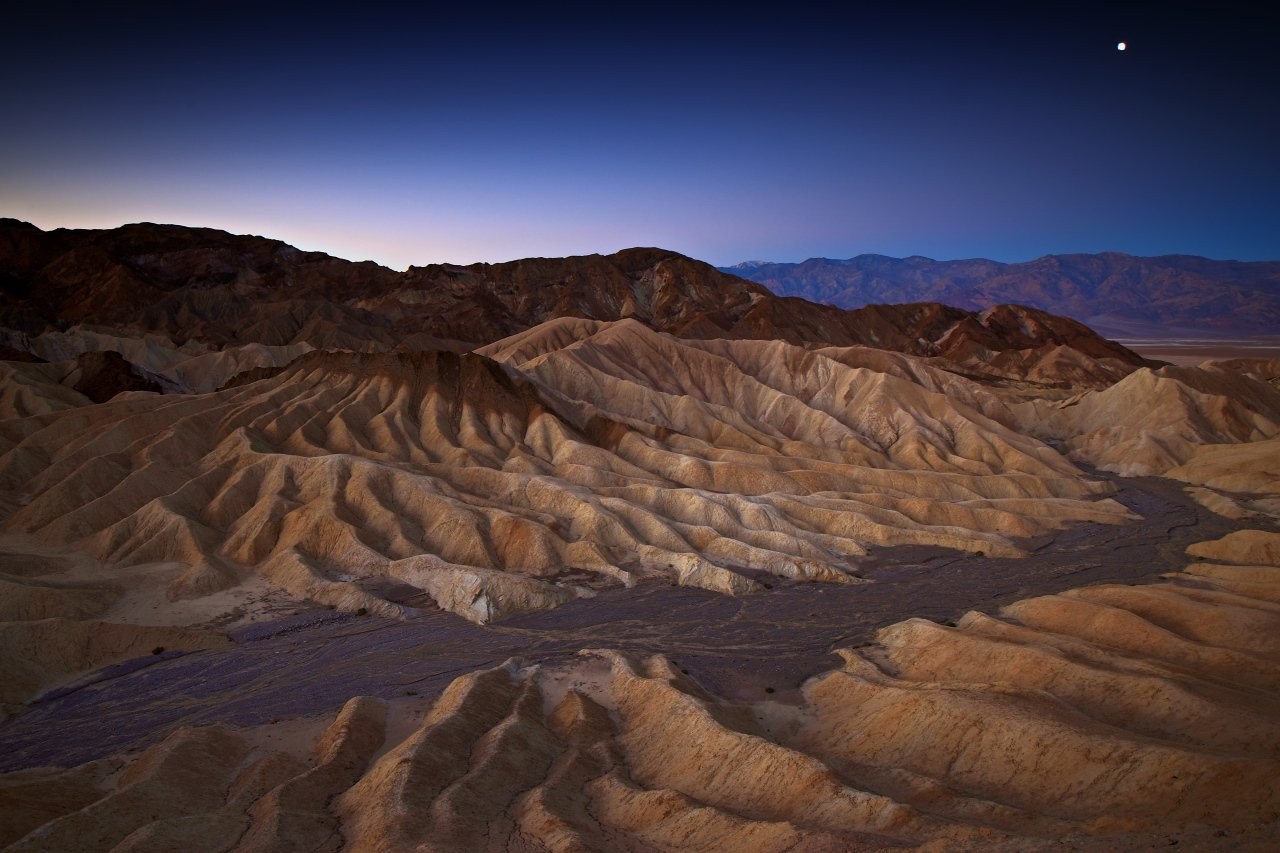 sunrise, zabriskie, death valley, , Dirk Juergensen