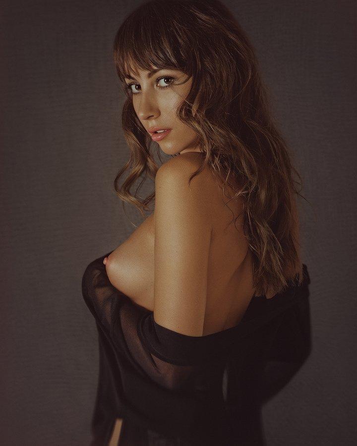 infocus, alexanderfess, studio, model, nude, portrait, 4x5, Alexander Fess
