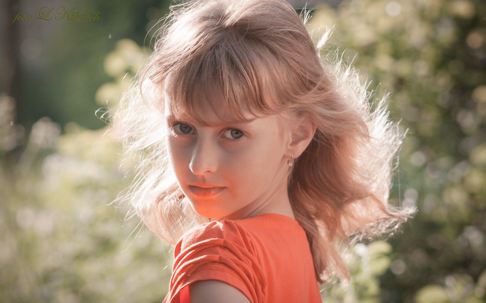 девочка,  гламур, жанр, искусство, лицо, креатив, портрет, фотография, фотосессия, свет, солнце,, Лидия Киприч