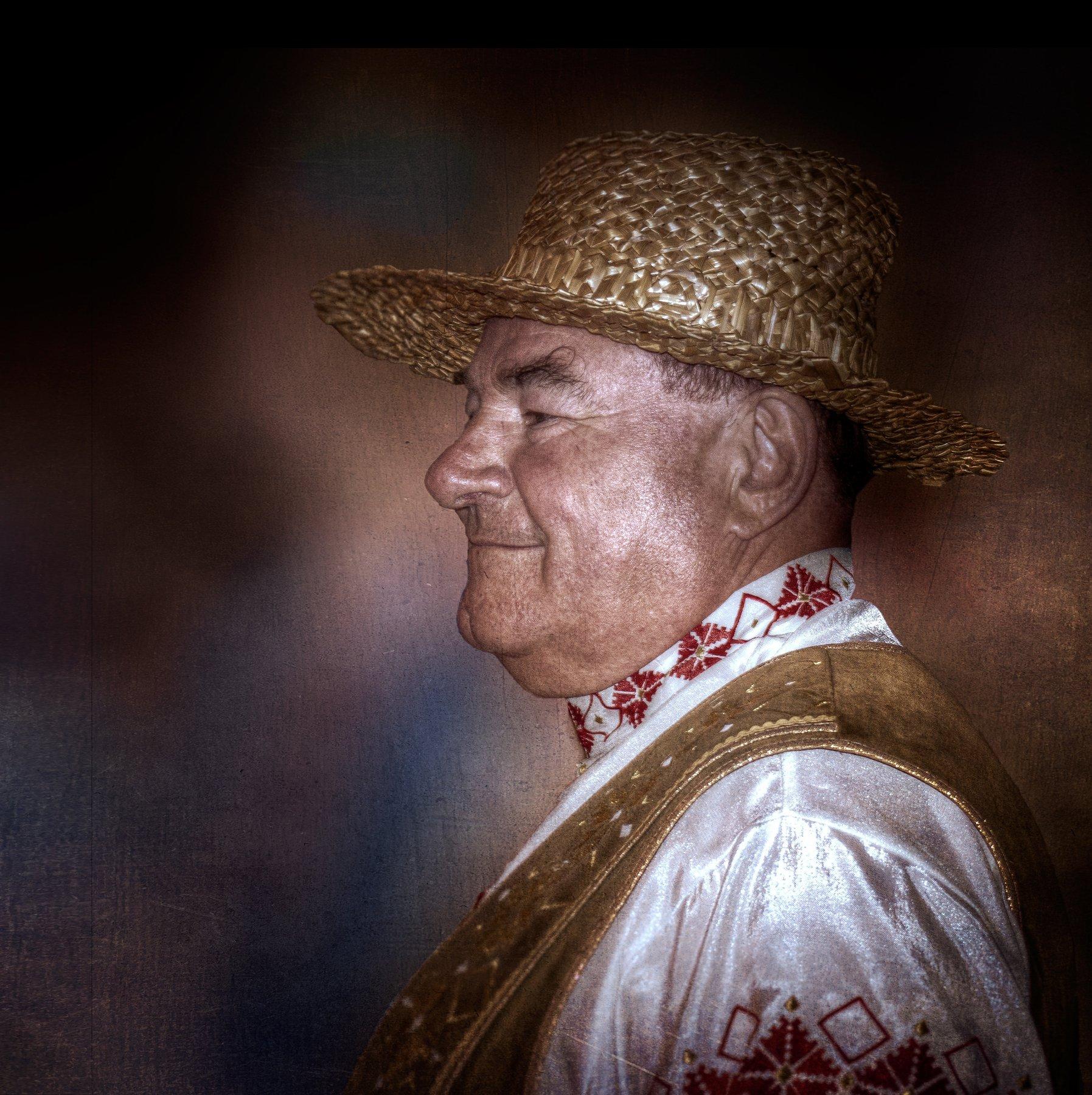 Белорусский костюм, Мужской портрет, Национальный костюм, Портрет, Стиль, Лидия Киприч