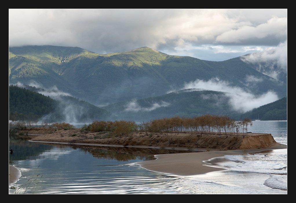 байкал, п-ов святой нос, чивыркуйский залив, Alexander Fetisov