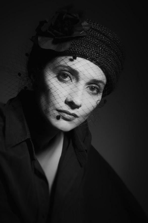 portrait,b&w, Alexey Kartashov