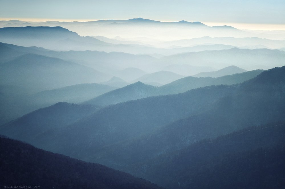 сихотэ-алинь, ливадийский, хребет, горы, даль, воздух, планы, приморье, приморский, дальний восток, дальневосточный, Pete.J.Dunham