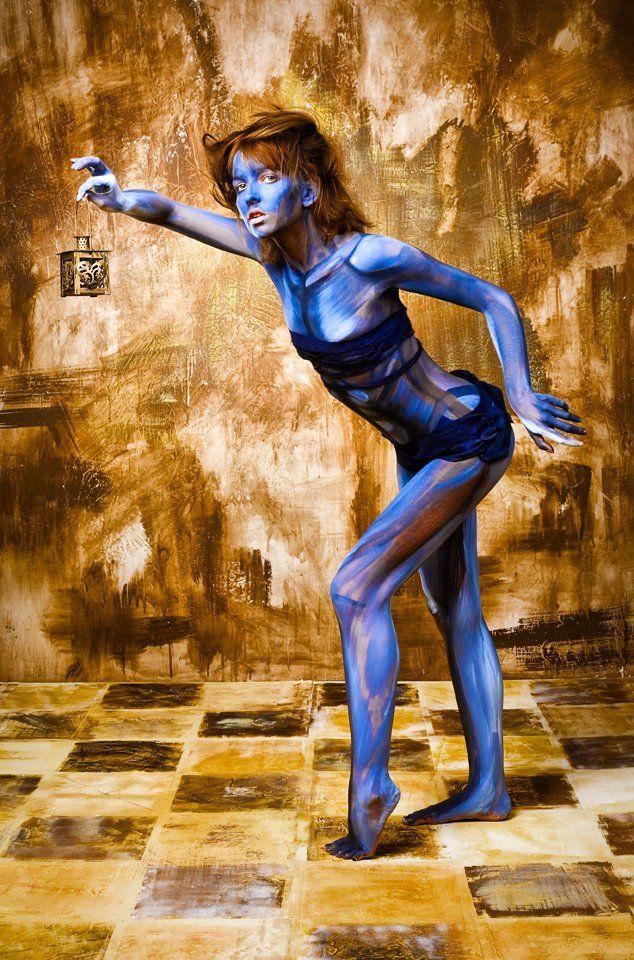mouse body art creative , Александр Горлов