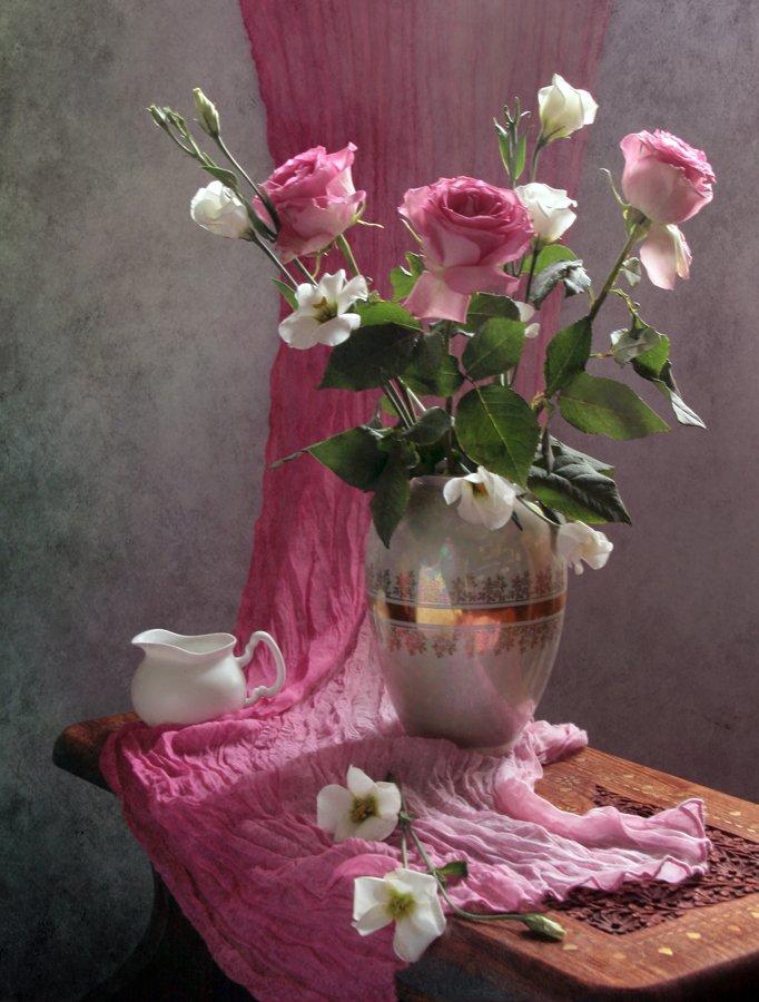 Ваза, Натюрморт, Фотонатюрморт, Цветы, Svetlana Tkachenko
