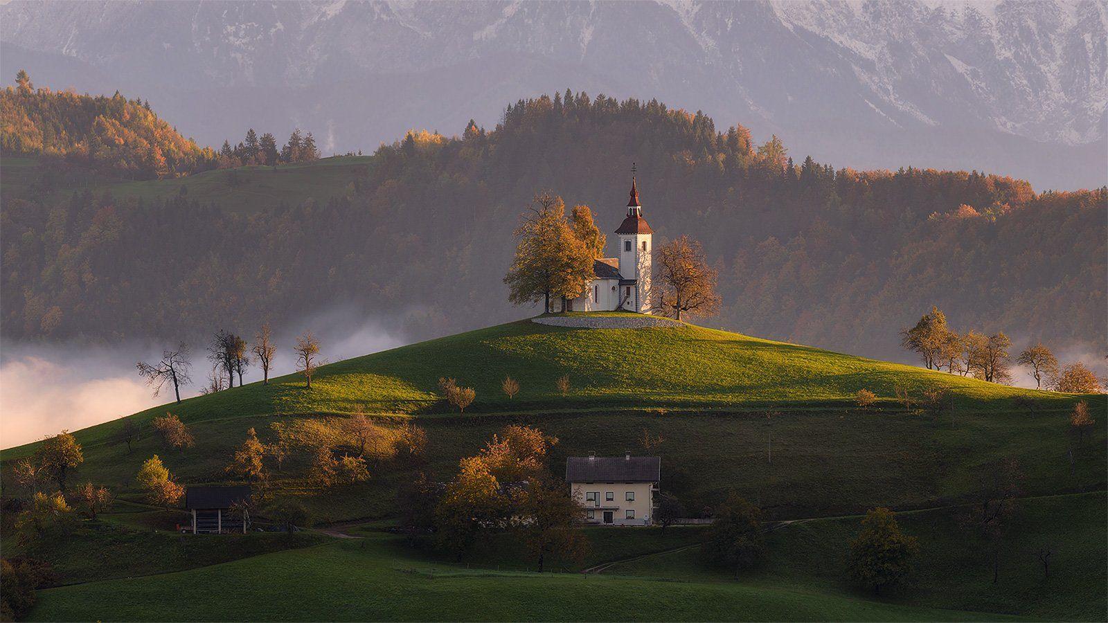 Словения Церковь Святого Томаша, Дмитрий Титов