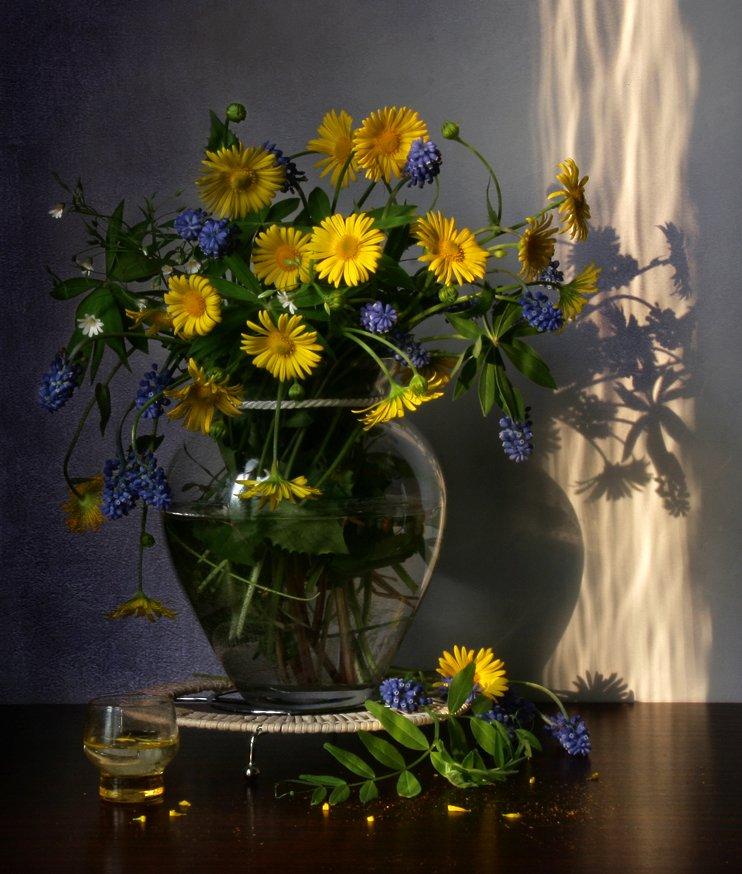 Весна, Вечер, Натюрморт, Фотонатюрморт, Цветы, Svetlana Tkachenko