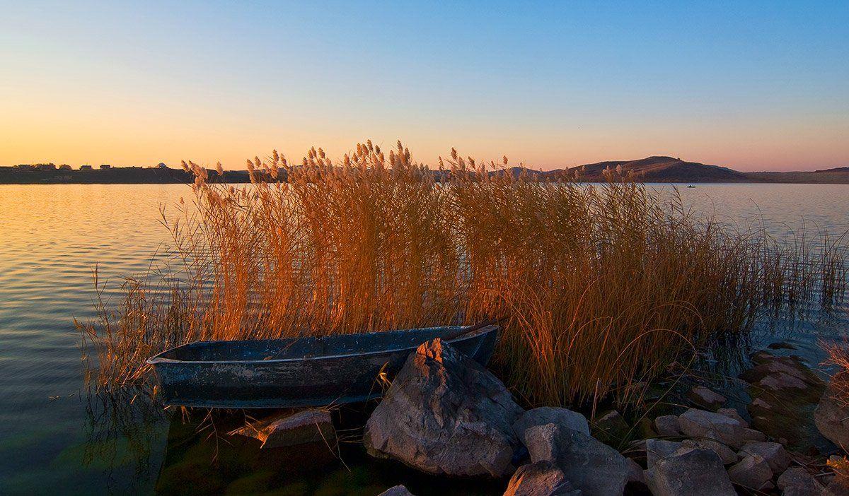 колывань, озеро белое, осень, алтай, джазатор, Виталий Житков