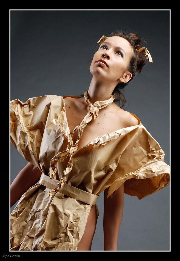 студия, модель, маша, бумага, дизайн, креатив, Ира Ветер