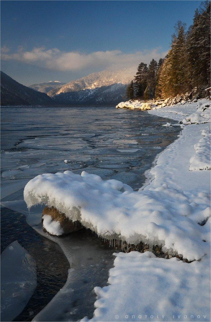 Горный Алтай, Телецкое озеро, Иванов Анатолий