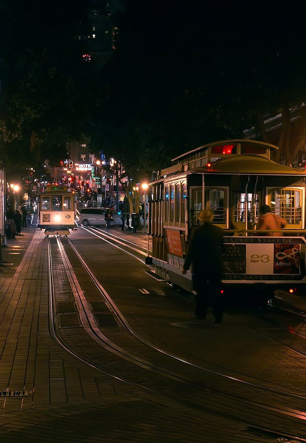 San Francisco Powell street  , Юрий Лукьяненко (o4spok)
