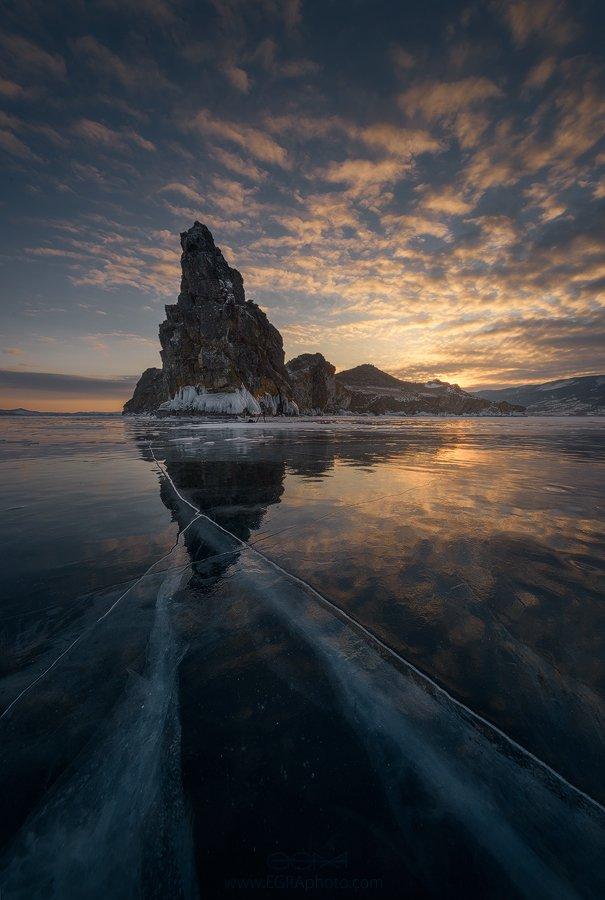 baikal, island, siberia, байкал, остров, сибирь, ольтрек, ice, лед, EGRA