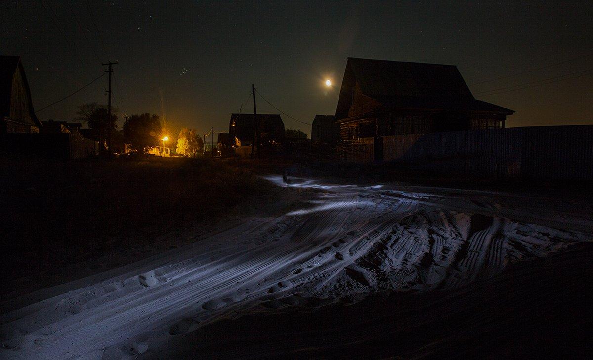 светопись, деревня, Сельцы, Владимир Верендеев