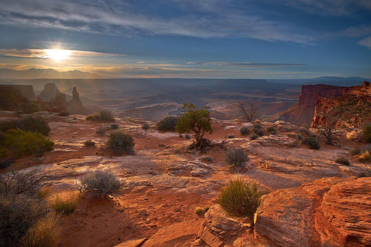mesa arch canyonland np utah sunrise, Dirk Juergensen