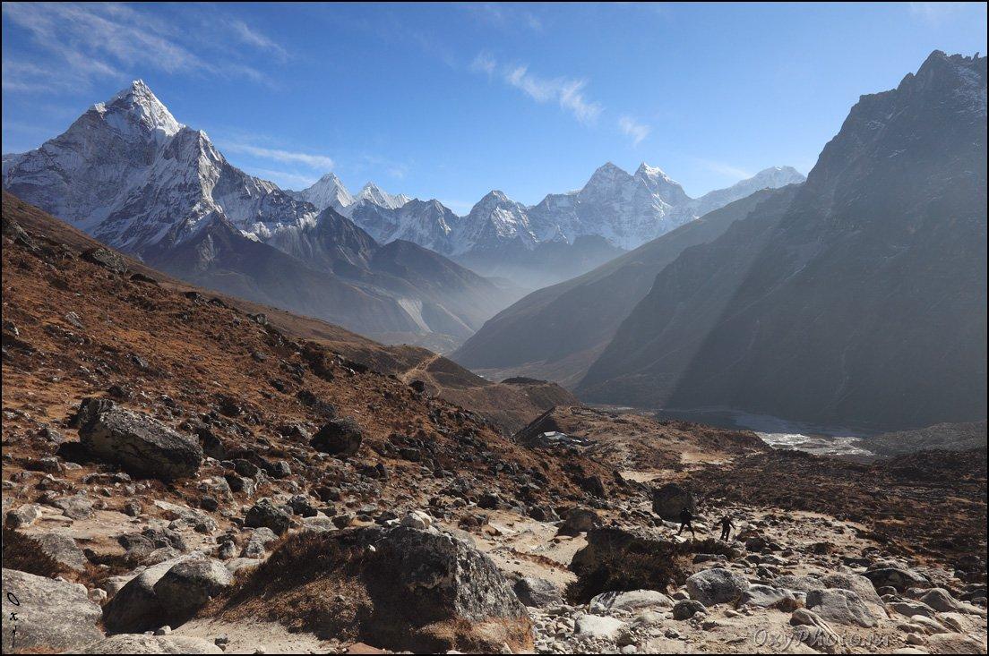 непал, гималаи, трек к бл эвереста, nepal, himalaya, trek to bc everest,, Оксана Борц