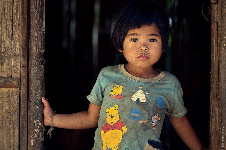 азия, тайланд, ребенок, Kochergin Valery