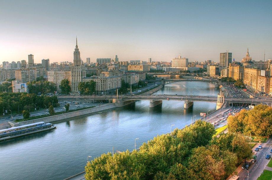 крыша, крыши, город, москва, лето, река, день, солнце, Kremchik