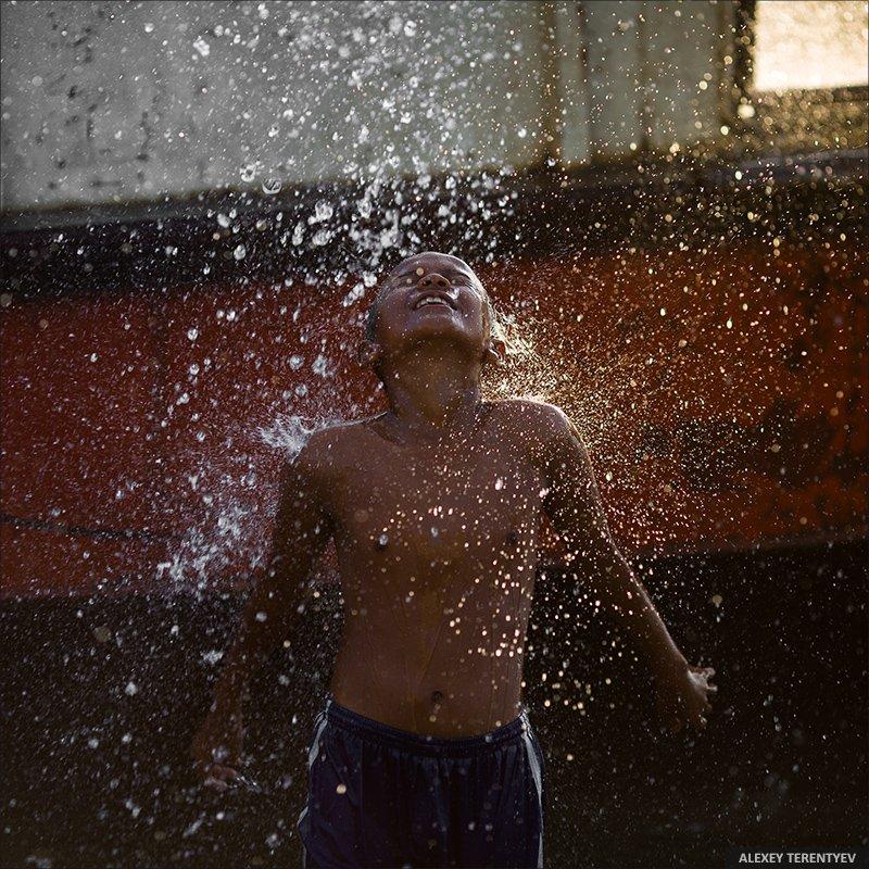 дети, жизнь, счастье, вода, Алексей Терентьев