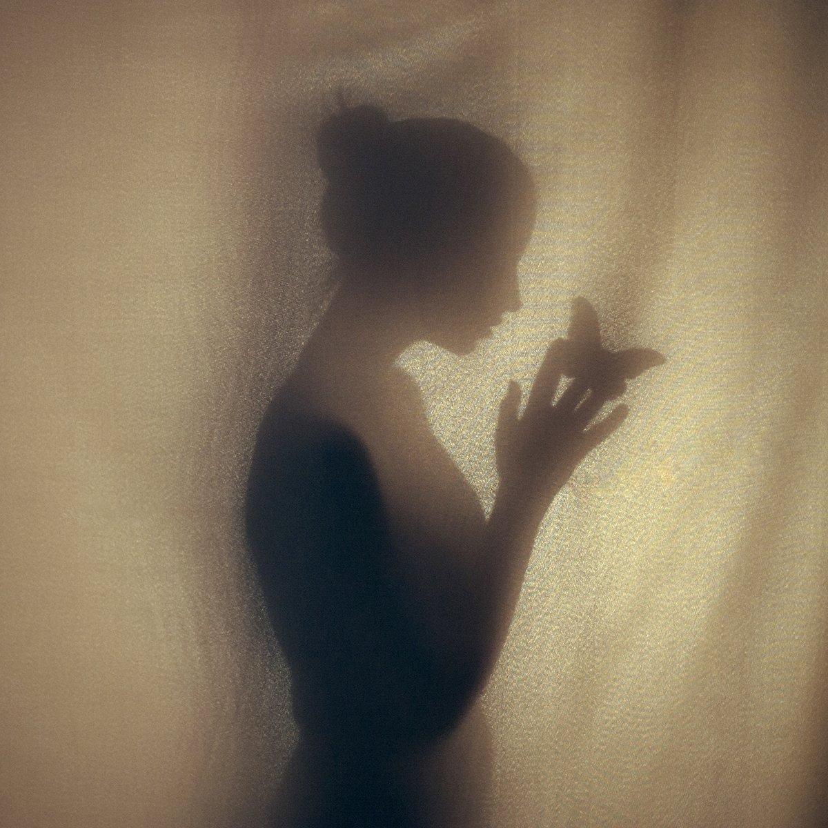 бабочки, тени,девушка,нежность,свет, образ,фотосессия,Павлодар,детский фотограф, Оксана