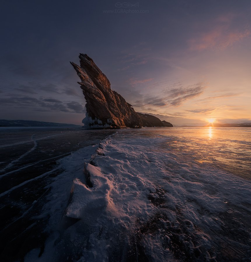 baikal, island, siberia, байкал, остров, сибирь, лед, ice, огой, ogoy, EGRA