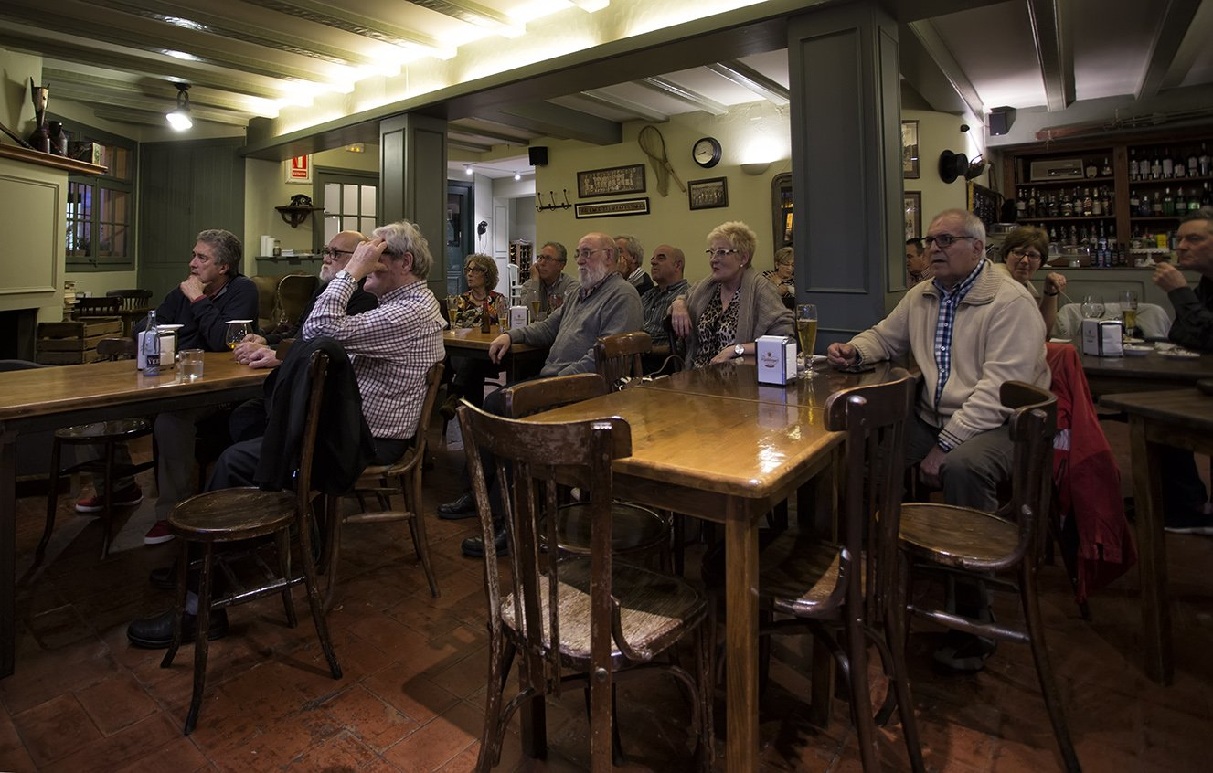 Испания футбол бар, Boris Zhitomirsky