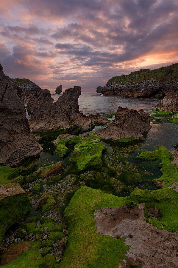 Asturias, Spain, Астурия, Испания, Alex Darkside