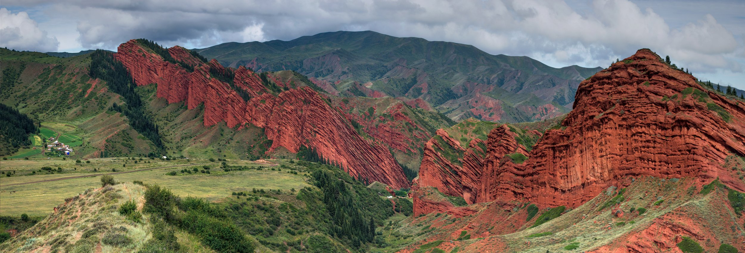 Горы Киргизия, Алексей