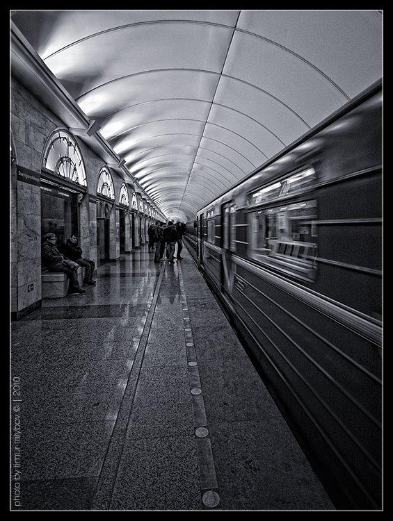 питер, метро, звенигородская..., Тимур Талыбов