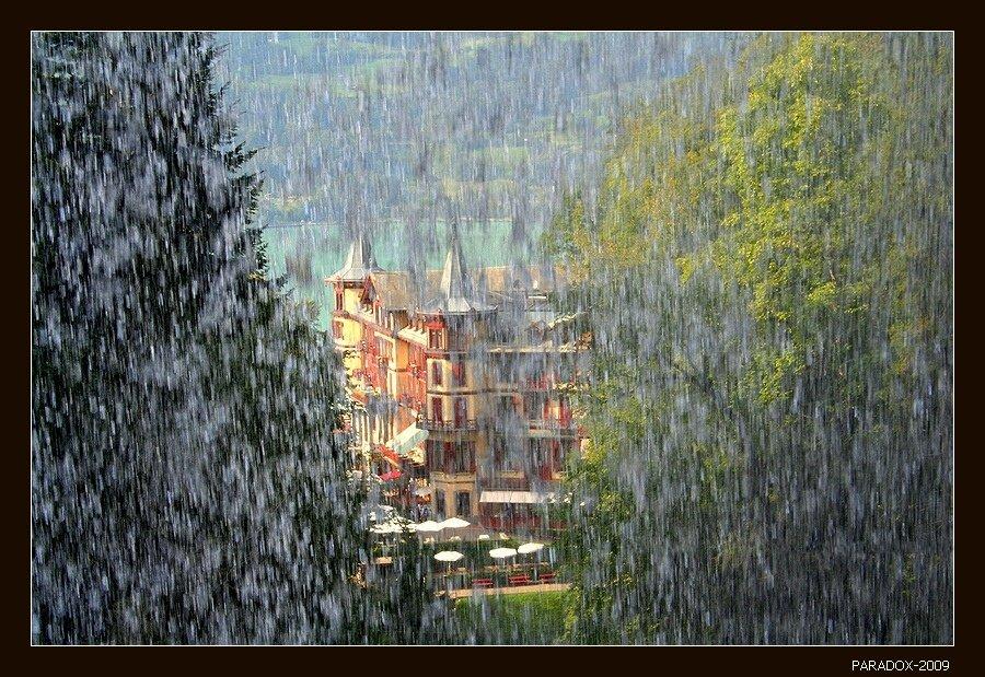 switzerland, giessbach, сквозь,гисбахский,водопад,импрессионизм,paradox, PARADOX