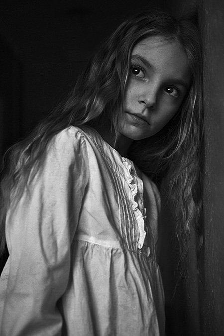 кобцева екатерина, ребенок, девочка, детство, Смолянская Евгения