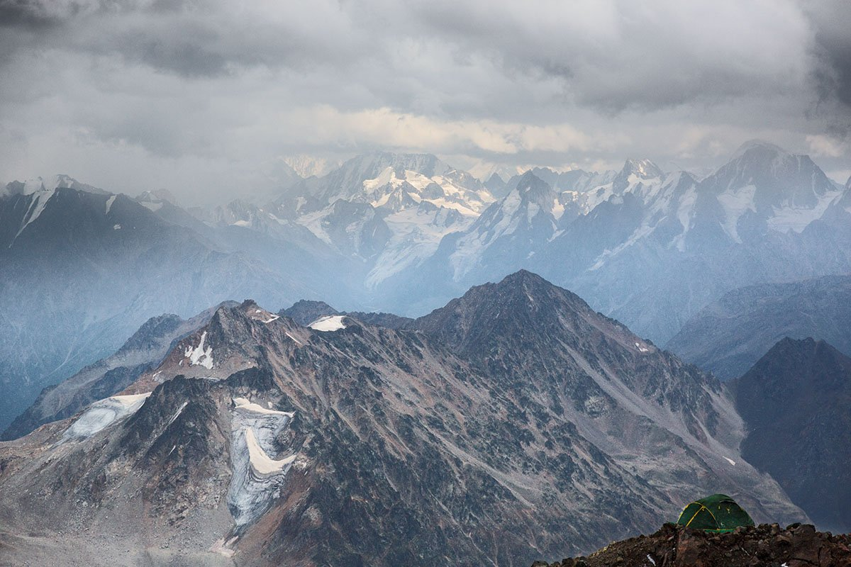 Elbrus Race, Приэльбрусье, Эльбрус, Андрей Chogori Громов