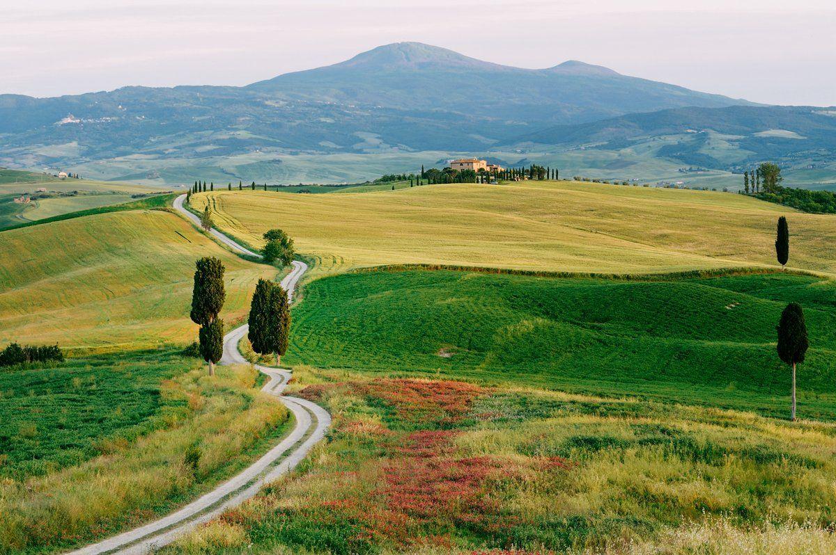italy, tuscany, orcia, Бычков Денис