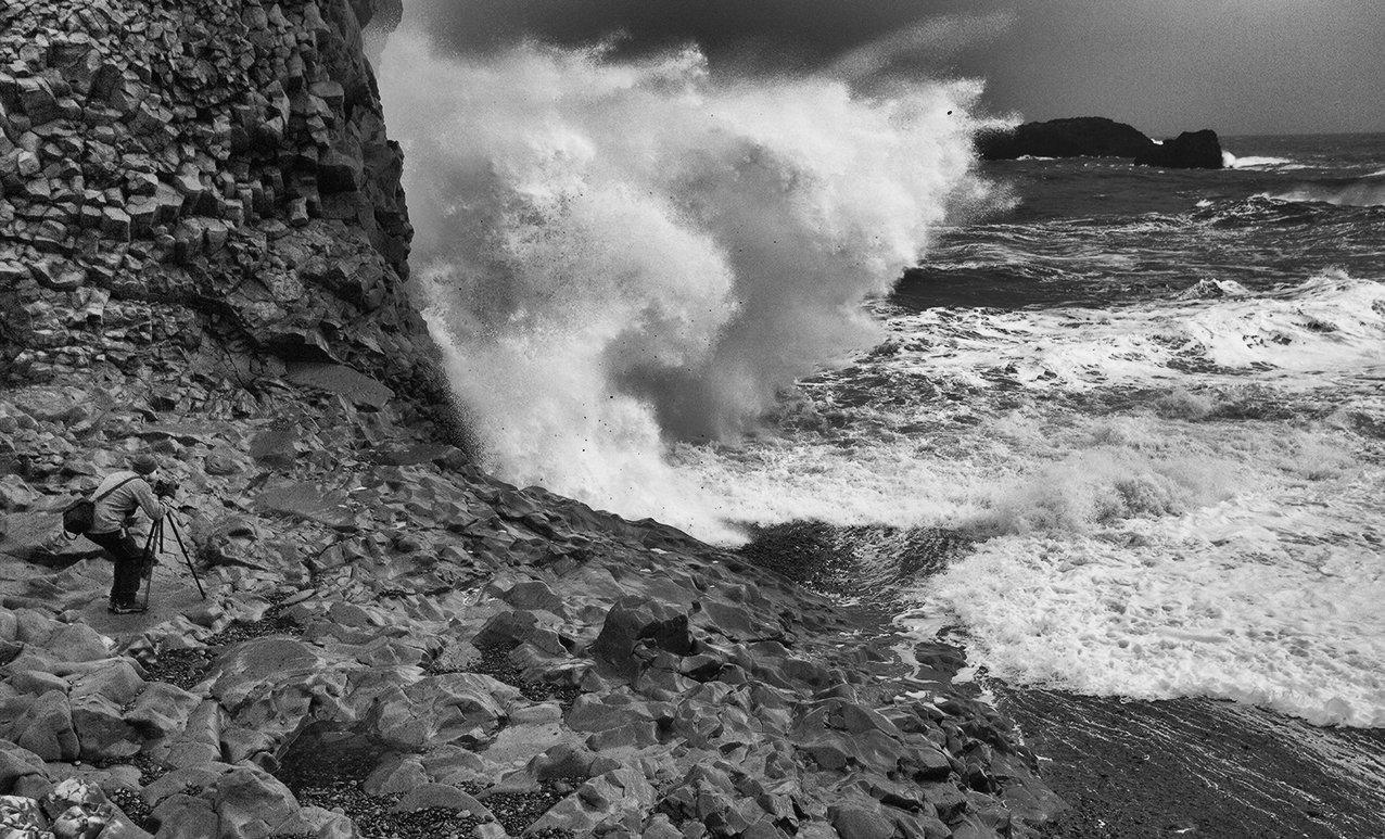Исландия Вик океан, Vadim Nikiforov