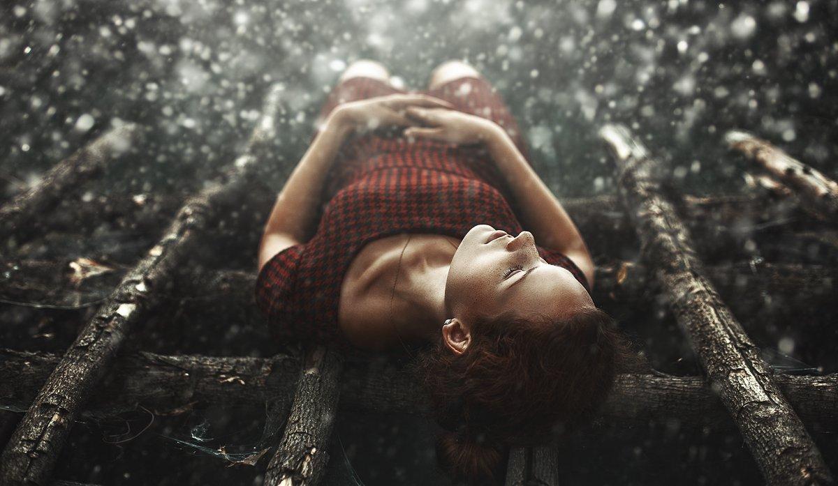снег, пух, туман, , Маховицкая Кристина