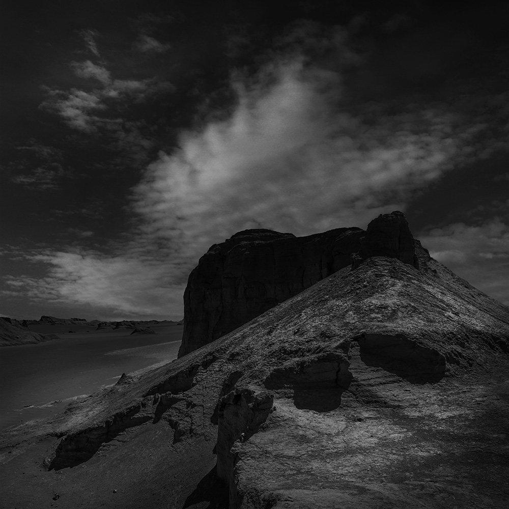 landscape, dark, nature, bnw, fineart, desert, , Milad Safabakhsh