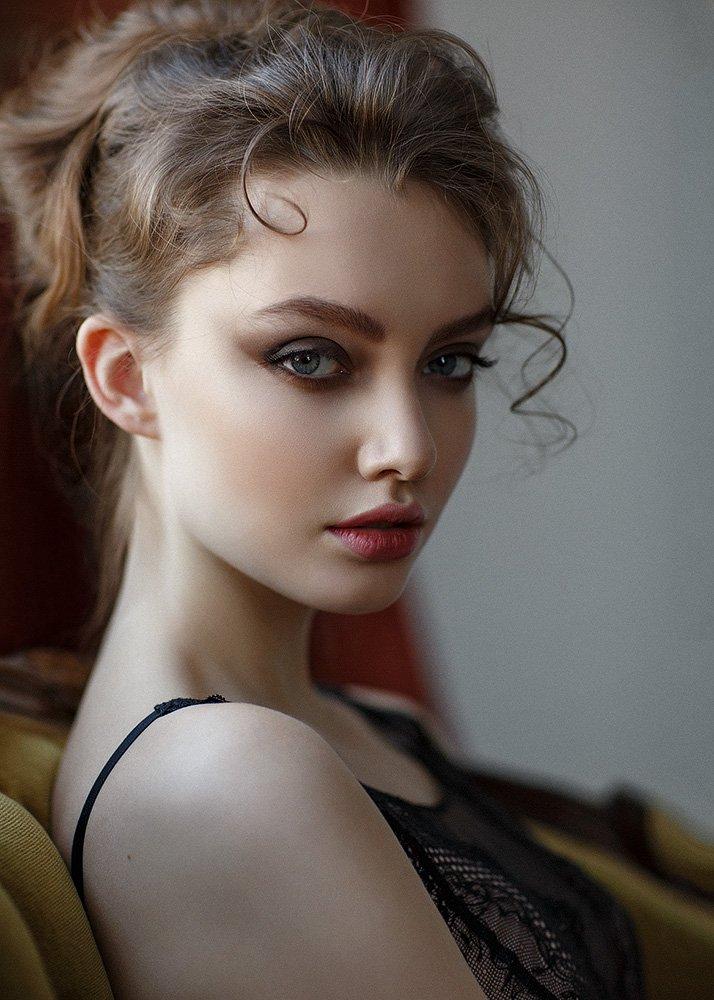 Girl, People, Portrait, Казанцев Алексей