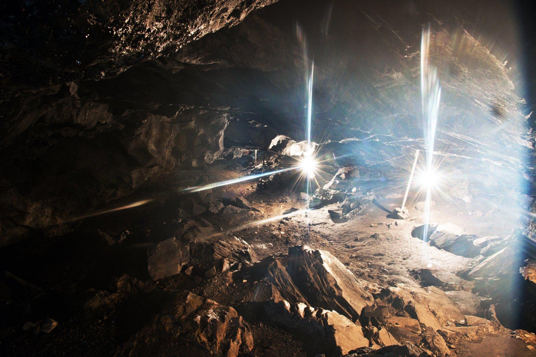 пещеры, Дмитрий Ругис