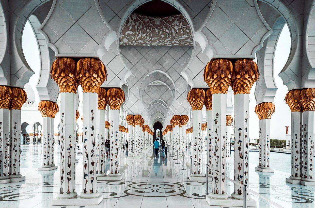 architecture, beauty, color, dubai, light, nikon, people, travel, white, Андрей Лободин